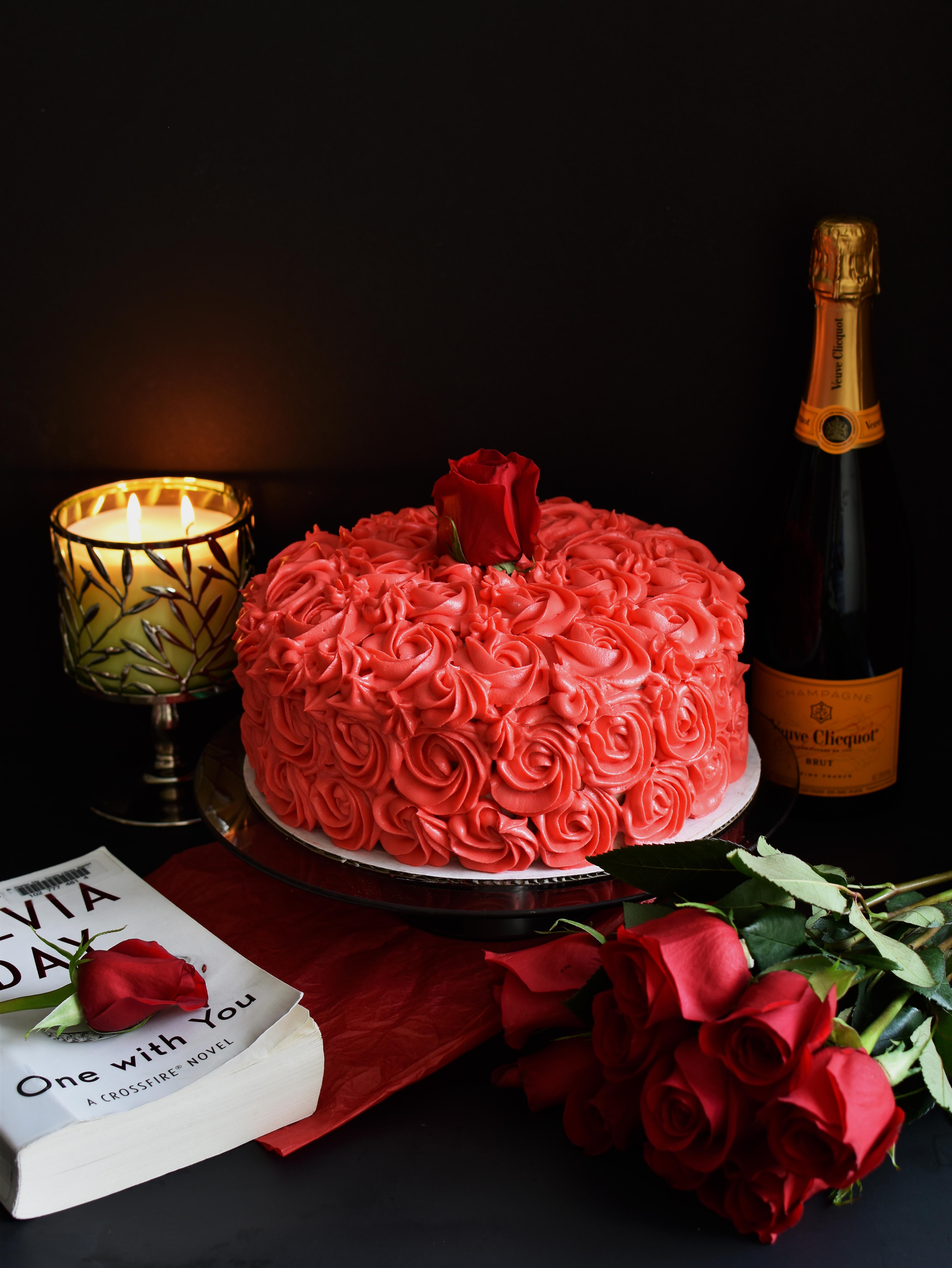Frosting For Red Velvet Cake Recipes