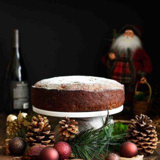 Christmas Fruit Cake / Kerala Style Plum Cake - Pepper Delight #pepperdelightblog #recipe #cake #thanksgiving #newyear #fruitcake #cake #dryfruitcake #christmas #holidayrecipes #alcoholic #party #festivals #plumcake #keralaplumcake #christmascake #oldfashionedcake #rumcake