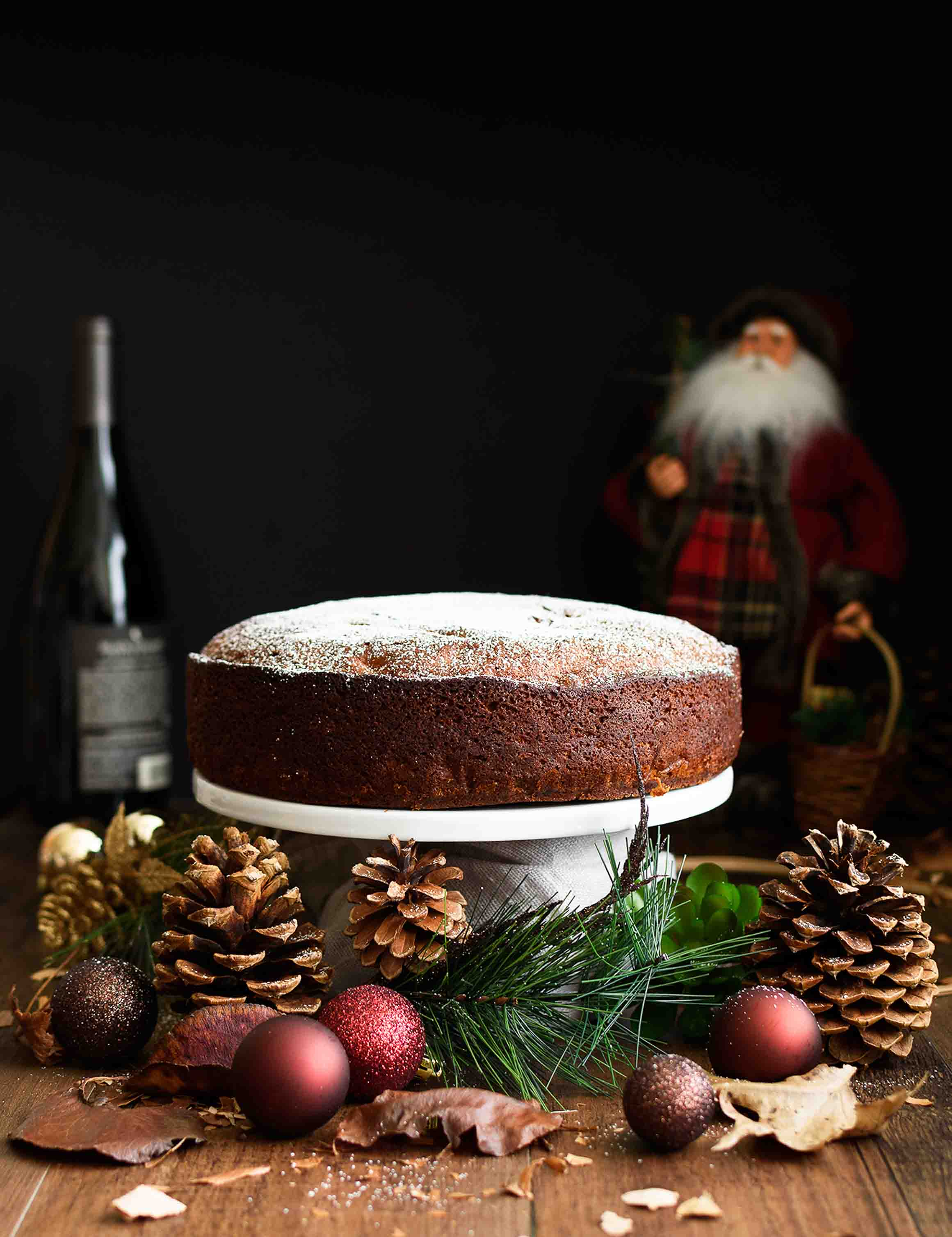 Christmas Fruit Cake/Kerala Plum Cake