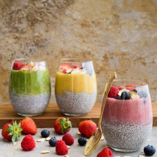 Chia Breakfast Pudding- Pepper Delight #pepperdelightblog #recipe #chia #overnightchiapudding #healthy #chiapudding #superfood #2018foodtrend #cleaneating #vegan #glutenfree #breakfast #dessert #postworkout #smoothie #fruitpudding #plantbased #detox #healthybreakfast #cleansing