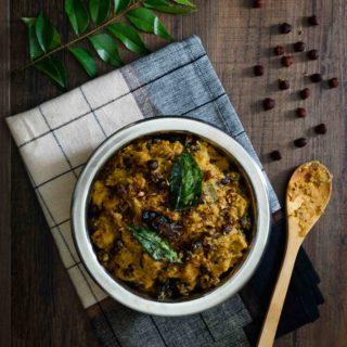 Kootu Curry- Pepper Delight #pepperdelightblog #recipe #kootucurry #sadya #keralafood #keralasadya #nadanfood #indianrecipes #vishu #onam #vegeterian #vegan #mixedvegetablecurry #festivalrecipes #sidedish #chickpeasrecipe