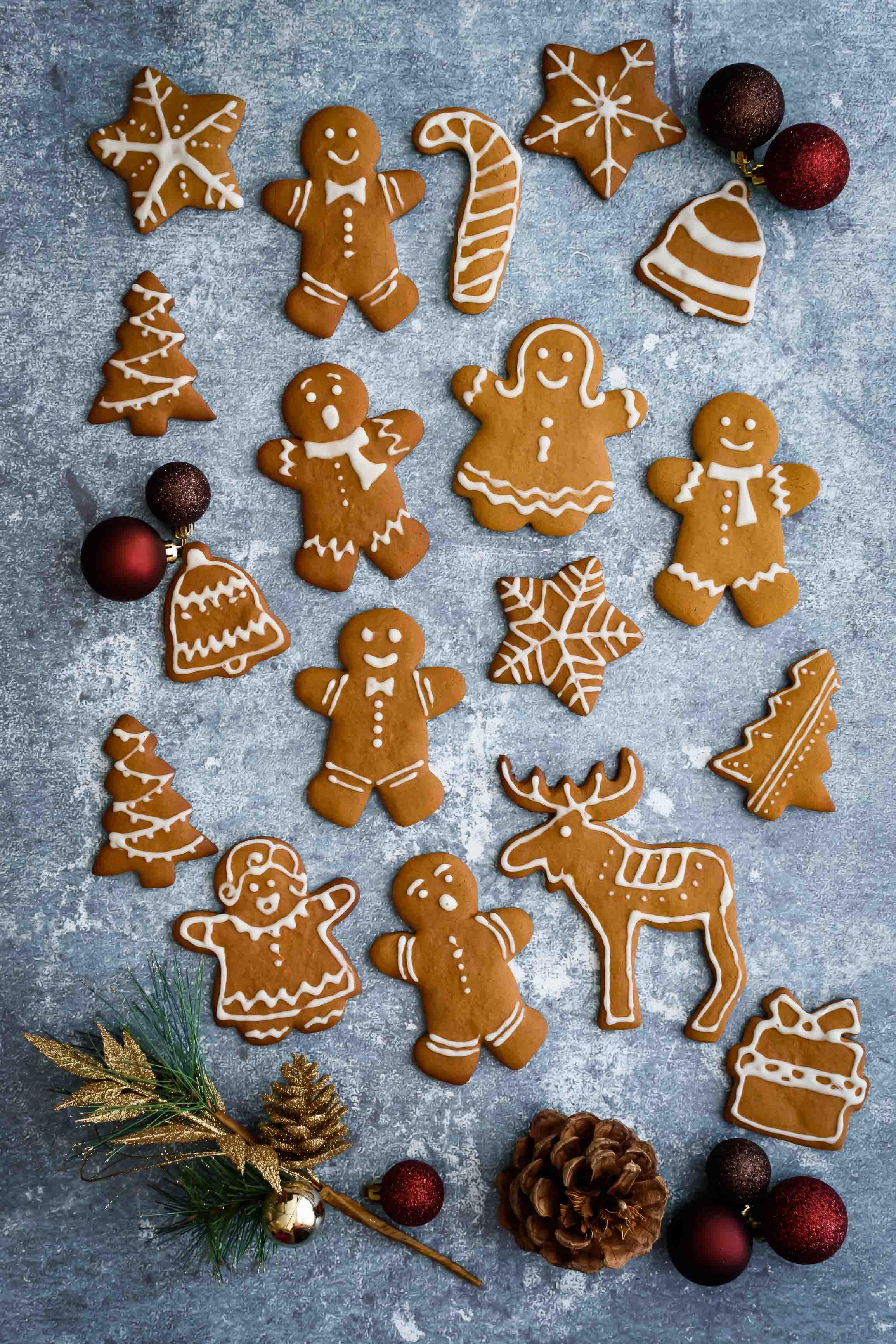 Gingerbread Cookies Pepper Delight