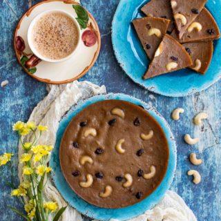 Steamed Wheat Cake / Gothambu Kinnathappam